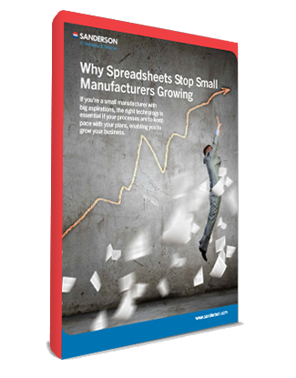 Why Spreadsheets Stop Small Manufacturers Growing
